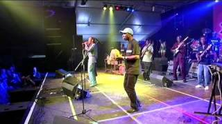 Afro Latino Festival 2009   Bree (B): Seun Kuti   Army Arrangement   Live   Part 1
