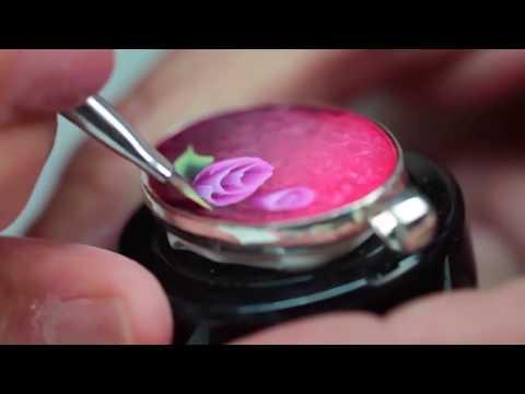 Decorazione di Gioielli con Prodotti Professionali per Unghie – Step by Step BRILLBIRD