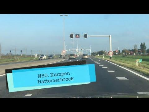 Fietsende jongen uit Dronten (15) door politie van de N50 bij Kampen gehaald