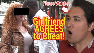 Mexican Girlfriend Agrees to Cheat on Fiance for Black... | To Catch a Cheater