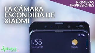 Mi Mix 3 llega a MÉXICO: PRIMERAS IMPRESIONES del smartphone DESLIZABLE de XIAOMI