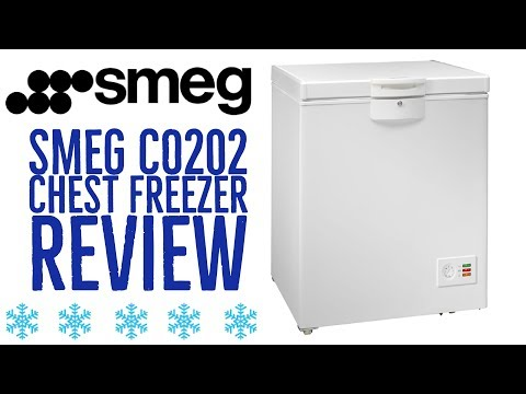 Smeg CO202 Chest Freezer Review | Henry Reviews & ao.com