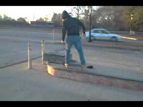 historic buford skateboarding