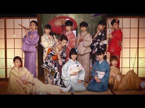 『花道!!ア~ンビシャス』 PV (SUPER☆GiRLS #スパガ )