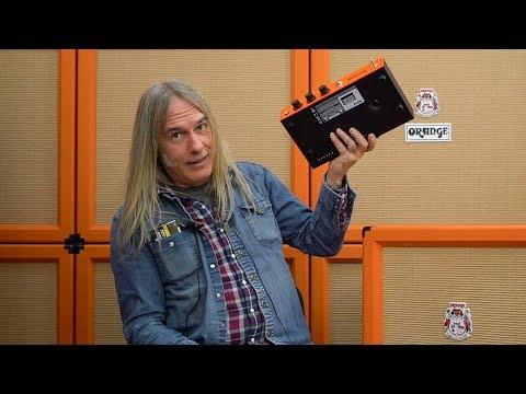 Orange Pedal Baby 100w Class A/B power Amplifier