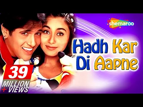 Download Hadh Kardi Aapne {HD} - Govinda - Rani Mukerji - Johnny Lever - Hindi Full Comedy Movie HD Video