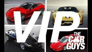 How to get a 488 PISTA and be Ferrari VIP? (+ 488 GTB update)