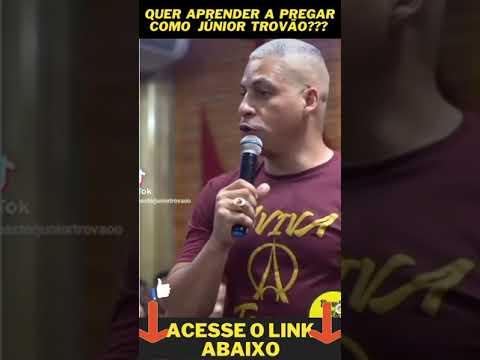Pastor Junior Trovo melhor pregao evanglica 2021 #shorts