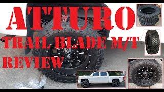 Review: Atturo Trail Blade M/T MT Mud-Terrain Radial Tire - 35X12.5R20 121Q