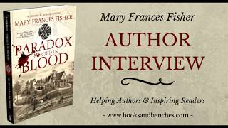 Recorded Interview with Historical Fiction Author Mary Frances Fisher