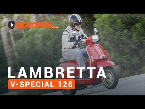 Vídeos Lambretta