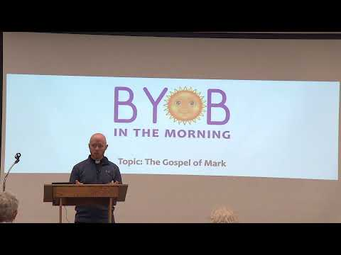 Gospel of Mark - Episode 4
