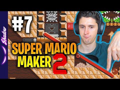 ALTALENE BASCULANTI! - SUPER MARIO MAKER 2 su Nintendo Switch ITA STORIA #7