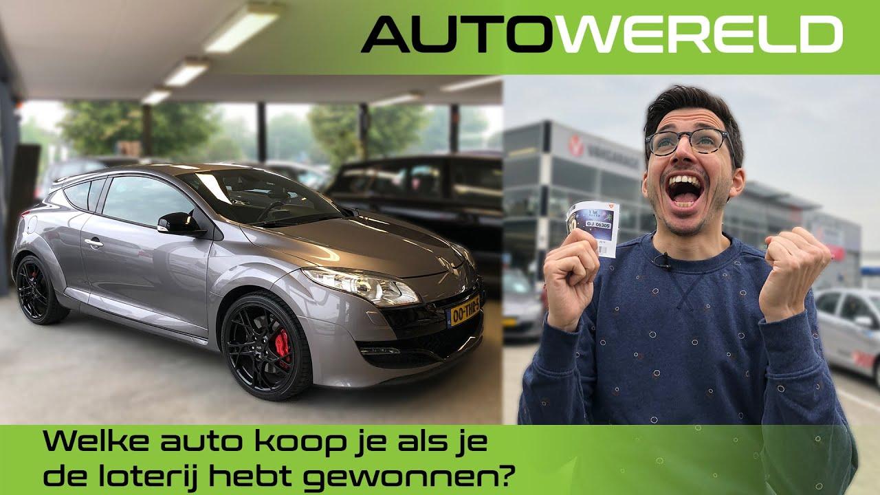 Welke auto koop je als je de loterij hebt gewonnen? Vakgarage Wegwijzer