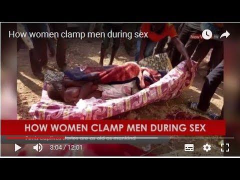 How women clamp men during sex