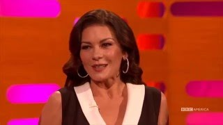 Catherine Zeta-Jones & Michael Douglas Make Crazy Bets - The Graham Norton Show