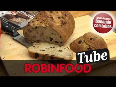 ROBINFOOD / Pan de trigo, centeno, pasas y nueces