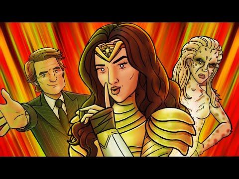 Wonder Woman 1984 - Jak to mělo skončit
