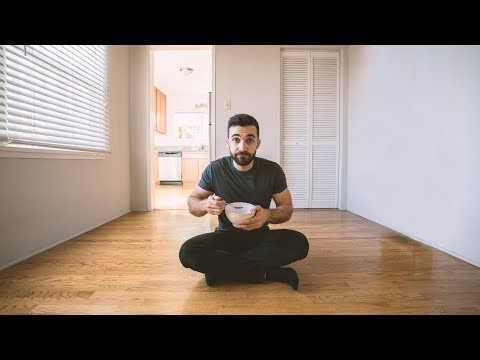 A Day in the Life of a Minimalist