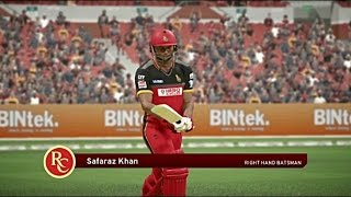 Don Bradman Cricket 17 Sunrisers Hyderabad vs Royal Challengers Bangalore Ipl 2017