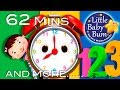 Little Baby Bum Telling Time Song Nursery Rhymes for Babies Songs for Kids