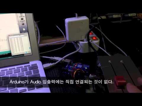PT2322 + Arduino + 1602 LCD - игровое видео смотреть онлайн на
