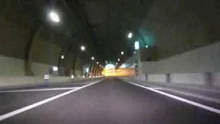 首都高C2山手トンネル内回り熊野町JCT→大橋JCT