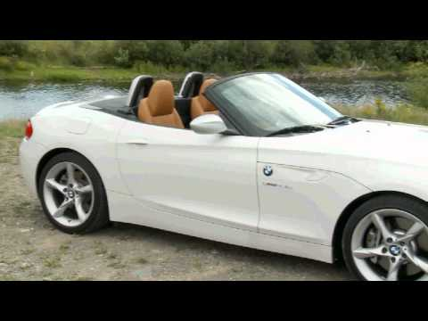 BMW Z4 Road Test
