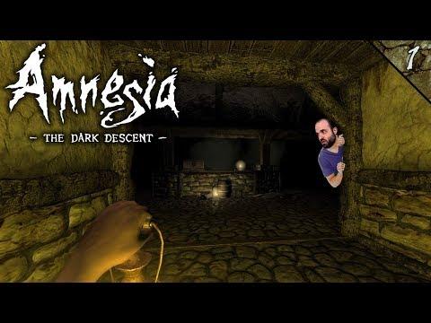Gameplay de Amnesia Videogame Collection