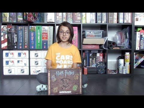 The Cardboard Kid - 038: Harry Potter: Hogwarts Battle