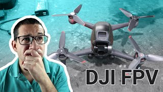 Review DJI FPV ... no lo entiendo