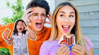 Brent Rivera - Doin' It Wrong [Official Music Video] w/ MyLifeAsEva   6 year old reaction