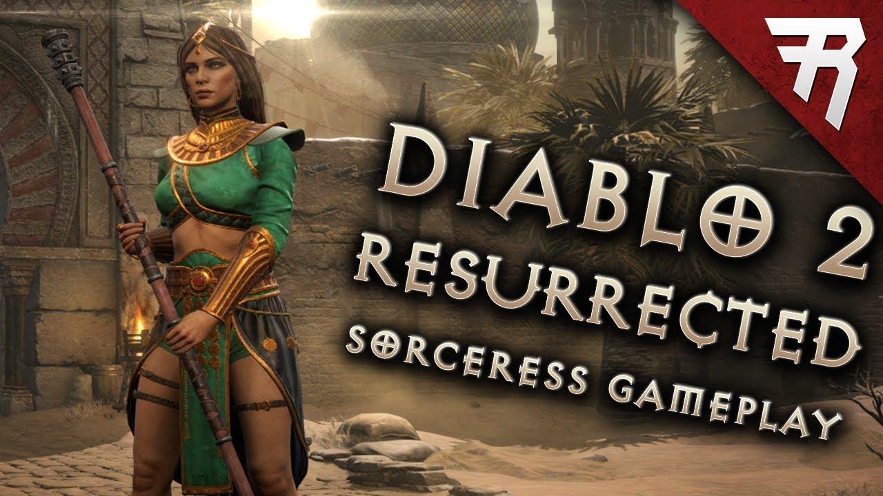 diablo 2 resurrected release date news platforms