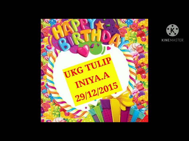 Birthday Video (UKG)