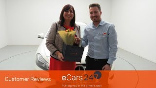 Elaine buys a used car from eCars247