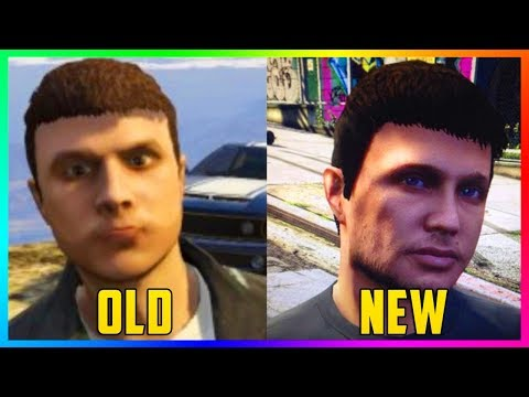 OLD GEN GTA ONLINE VS NEW/CURRENT GEN GTA ONLINE!