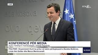 RTK3 Lajmet e orës 14:00 26.02.2020
