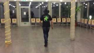 "Line Dance: ""Alan's You Never Know"" 2015"