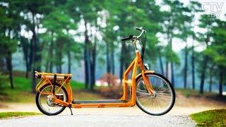 Lopifit: новый вид двухколёсного транспорта набирает популярность во всём мире