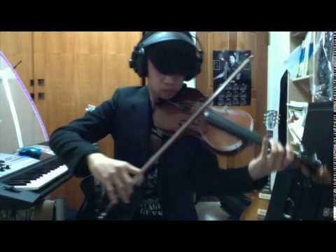 周杰倫 - 菊花台 (Violin cover)