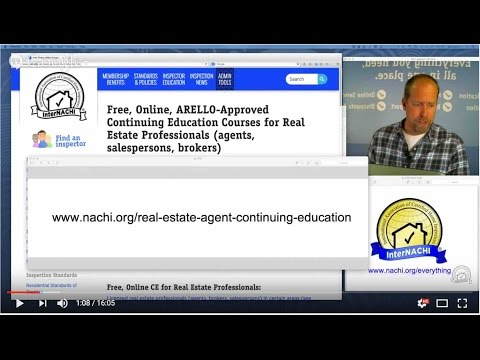 Free, Online Continuing Education for Licensed Real Estate Agents ...