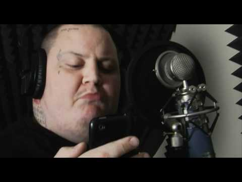 """All The Answers""  By: Krooked C  Ft. JellyRoll   (In Studio Performance)"