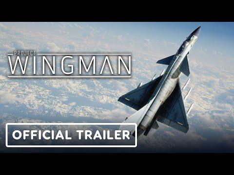 Trailer de Project Wingman