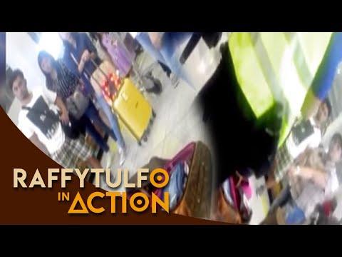[Raffy Tulfo in Action] OFW MULA HONGKONG, NABIKTIMA NG BUKAS-BAGAHE SA NAIA TERMINAL 3