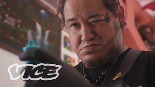 Aztec Tattoo Artist Uses Ink To Honor Ancestors