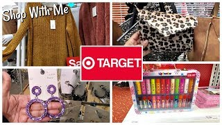 Target SHOPPING * SHOP WITH ME 2019