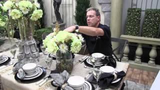 Burlap Wedding Table Center Pieces - Trees N Trends - Unique Home Decor