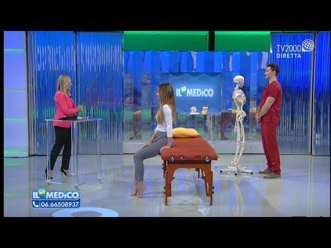Crepa disco della colonna vertebrale cervicale