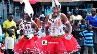 preview picture of video 'Lagos Carnival 2014: The Complete Ikoyi Road Show Video'