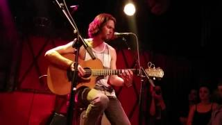 September Grass ( James Taylor Cover )    Justin Nozuka   Rockwood Music Hall